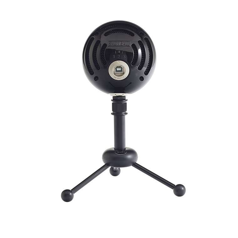 buy the blue snowball multi pattern usb mic includes tripod and usb cable bluesnowbbk. Black Bedroom Furniture Sets. Home Design Ideas