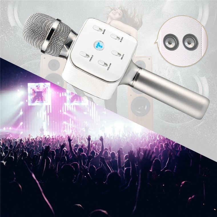 Buy the ToSing Q7S TOSING DUET Singing App Bluetooth Karaoke