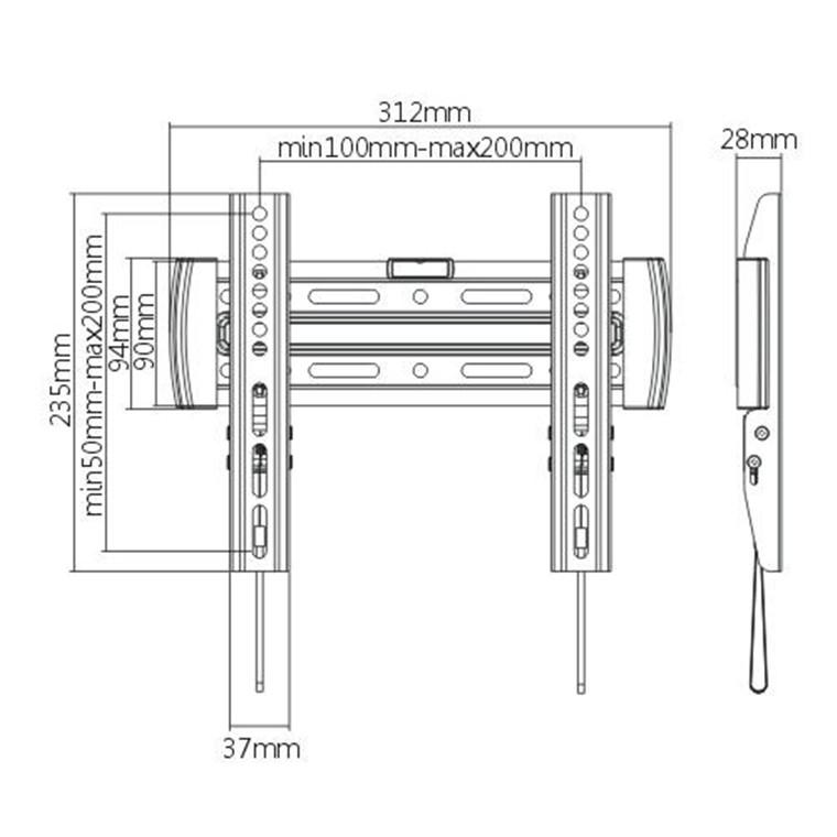 Engineering Schematic Plasma Flat Screen