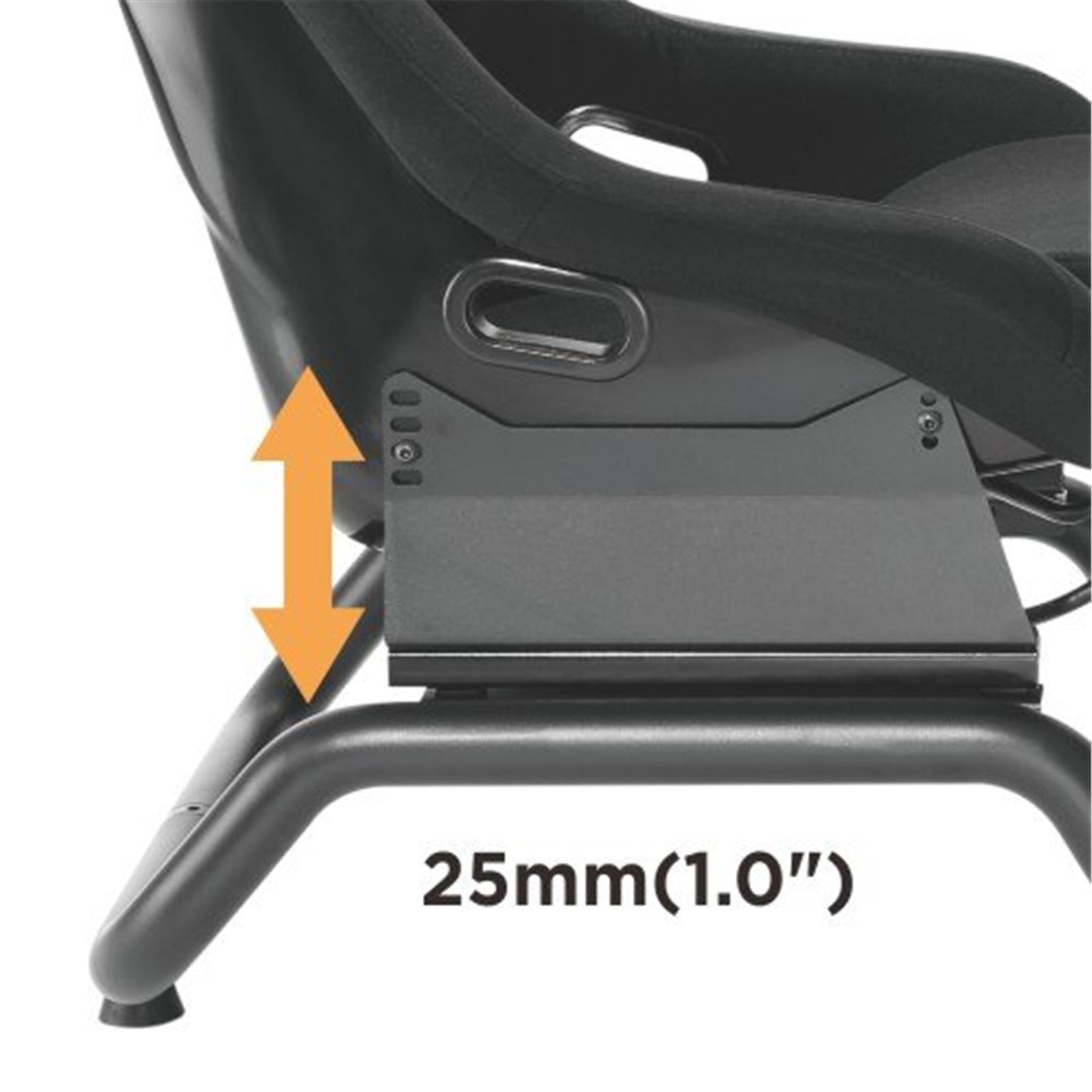 Buy the Brateck LRS02-BS LRS02-BS Racing Simulator Cockpit