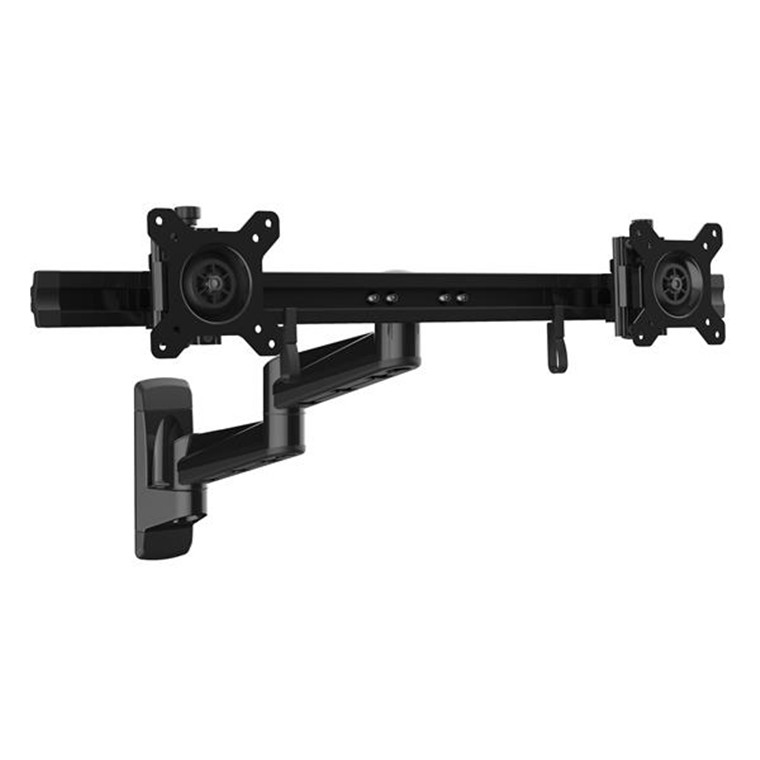 Startech Armdualwall Wall Mount Dual Monitor Arm Steel
