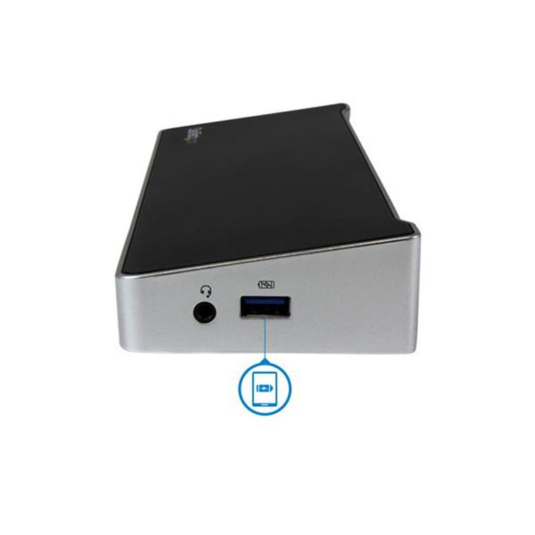 Buy the StarTech DK30CH2DPPD Triple Monitor 4K USB-C Dock