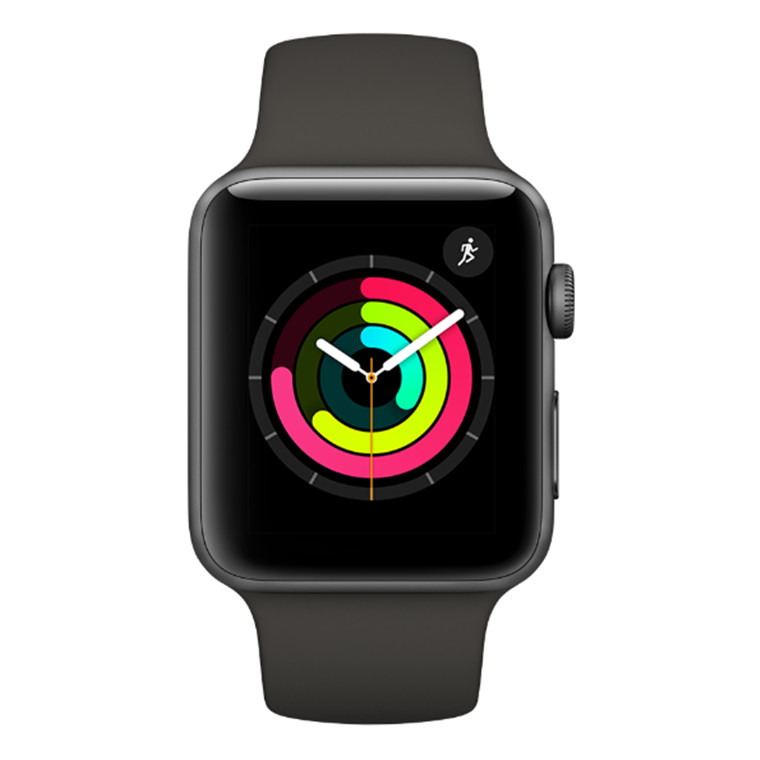 Buy Series the Apple Watch Series Buy 3 GPS 42mm Space grigio Aluminium Case with   17b36b