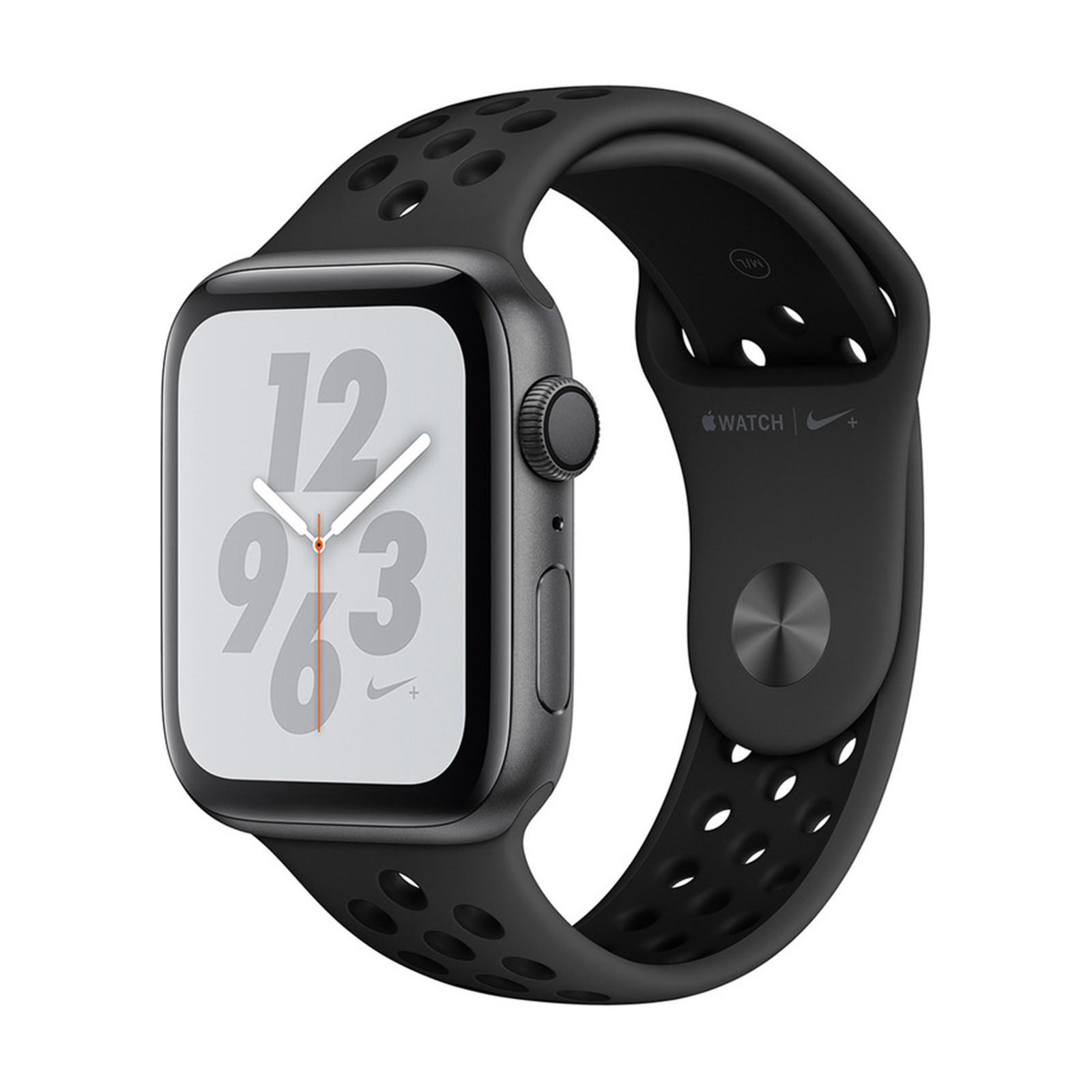 Buy the Apple Watch Series 4 Nike+ GPS 44mm Space Grey