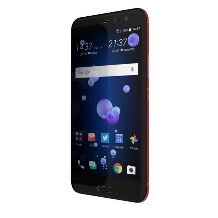 Buy the HTC U11 Dual SIM Smartphone 6GB RAM + 128GB STORAGE - Solar