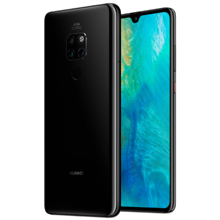 3a096bc242a52c Huawei Mate 20 Dual SIM Smartphone - Black 6+128GB - Massive screen, epic  battery life, triple camera & fast charging.