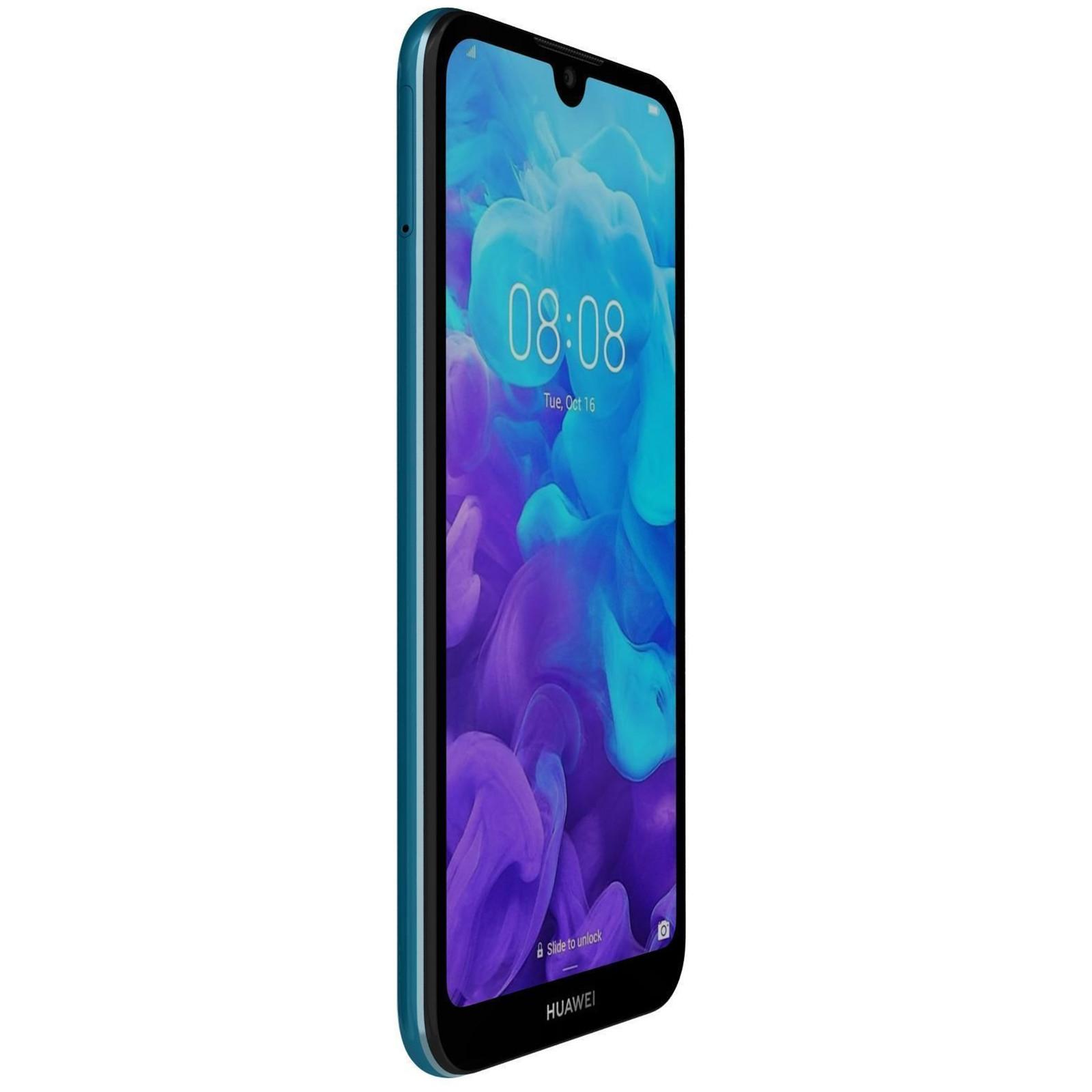 Buy the Huawei Y5 2019 Smartphone 32GB - Sapphire Blue