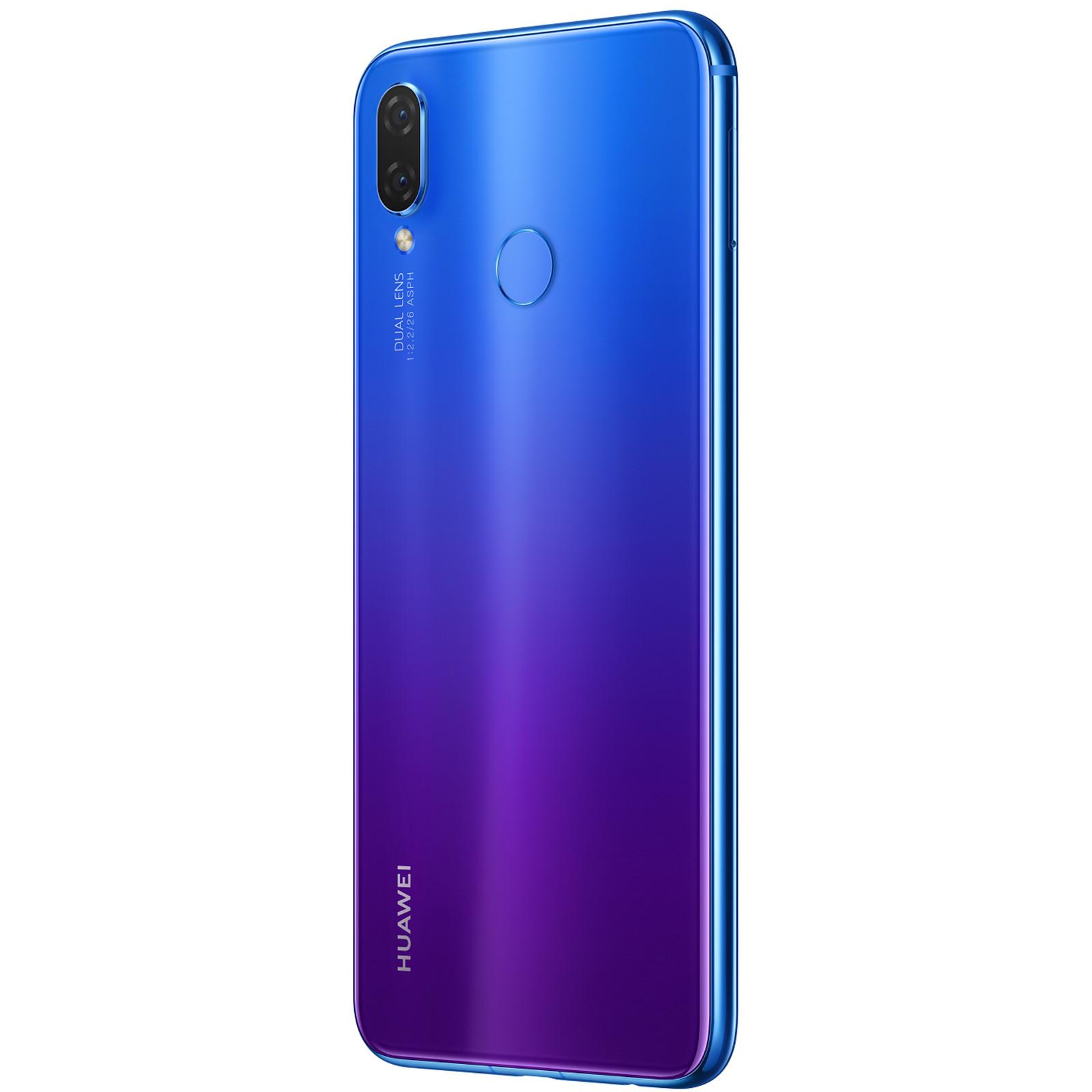Buy the Huawei Nova 3i Smartphone - 128GB Iris Purple 2 Year Warranty (  INE-LX2 Iris Purple 2D ) online