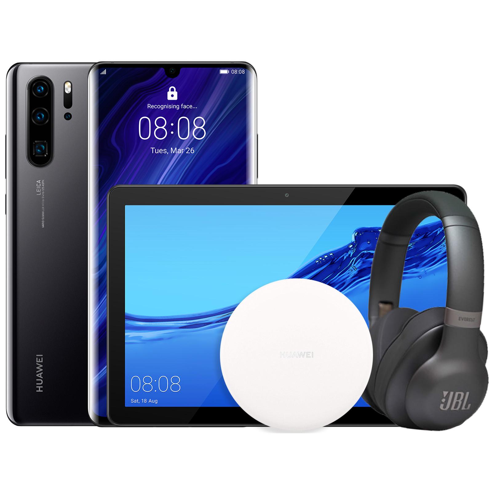Buy the Huawei P30 Pro 8GB+256GB Smartphone - Black - Bonus