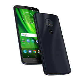 wholesale dealer 94041 51b3c Buy the Motorola Moto G6 Play Dual SIM Smartphone 32GB - Deep Indigo (  XT1922 RETAPAC INDIGO ) online