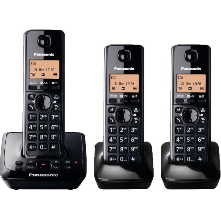 Buy the Panasonic KX-TG2723 cordless phone, - DECT 6 0 - 1 8