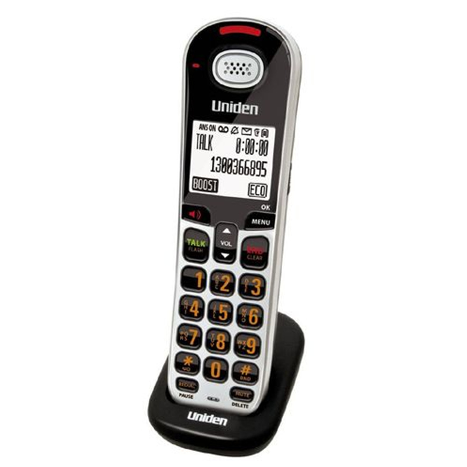Uniden SSE06 Additional Handset For SSE3x Series, SSE35, SSE35+1, SSE37+1