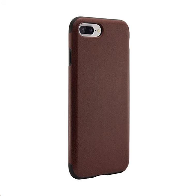 3SIXT Austin Case - Brown - iPhone 7 Plus