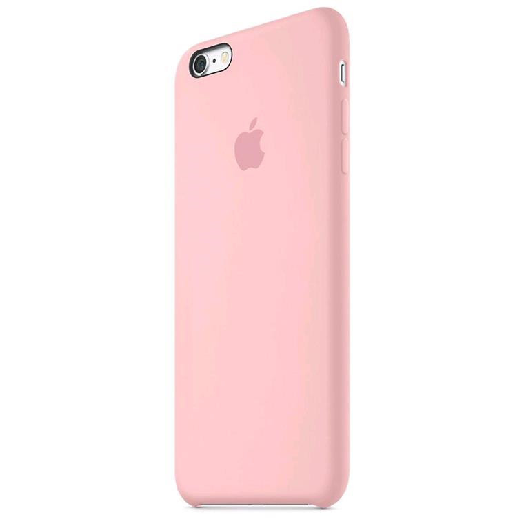outlet store 85bb7 80131 Buy the Apple iPhone 6s Plus/ 6 Plus Silicone Case Pink ( MLCY2FE/A ...