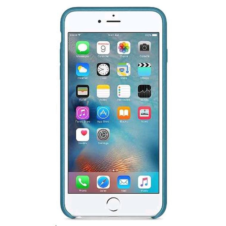 reputable site 44cca 94260 Buy the Apple MM362FE/A iPhone 6S Plus Leather Case - Marine Blue ...
