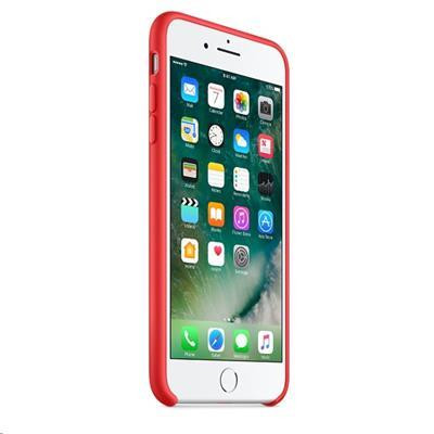 811e01560 Buy the Apple iPhone 8 Plus  7 Plus Silicone Case - Red ( MMQV2FE A ...
