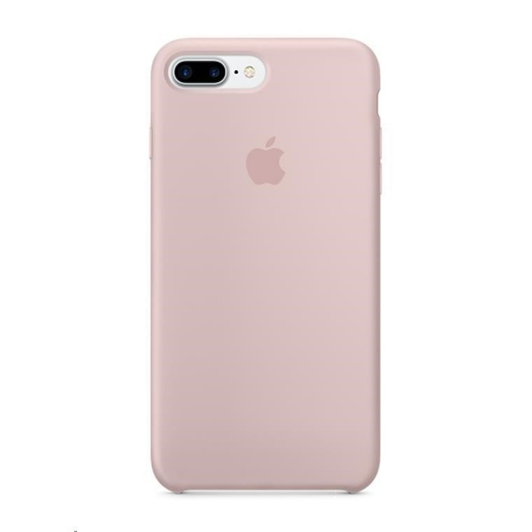 super popular 8c6ef af235 Buy the Apple iPhone 7 Plus Silicone Case - Pink Sand ( MMT02FE/A ...