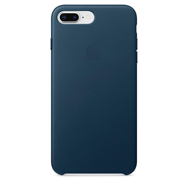 wholesale dealer 20dbf 3490d Buy the Apple iPhone 8 Plus/7 Plus Leather Case - Cosmos Blue ...