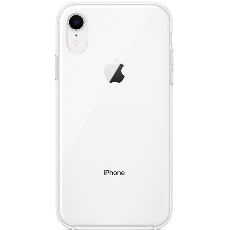 Buy the Apple iPhone XR Clear Case ( MRW62FE/A ) online