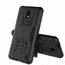 Nokia 2 Rugged Case Black Dual Layer Protection Oem Package