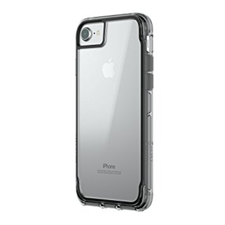 uk availability 0be6f 8b66e Buy the Griffin Survivor Clear iPhone 6/7/8 - Smoke ( TA43827 ...