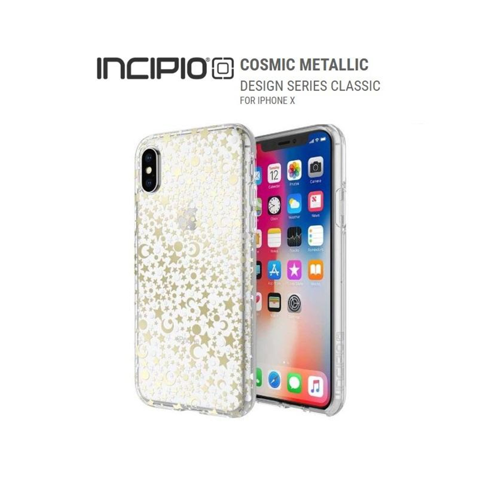 2d37fef4b5c Buy the INCIPIO Design Series -Classic for iPhone X / Xs -Cosmic M ...