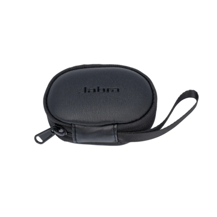 Buy The Jabra 14601 03 Evolve 65t Pouch Pack Of 10 Leatherette Pouch For The 14601 03 Online Pbtech Co Nz