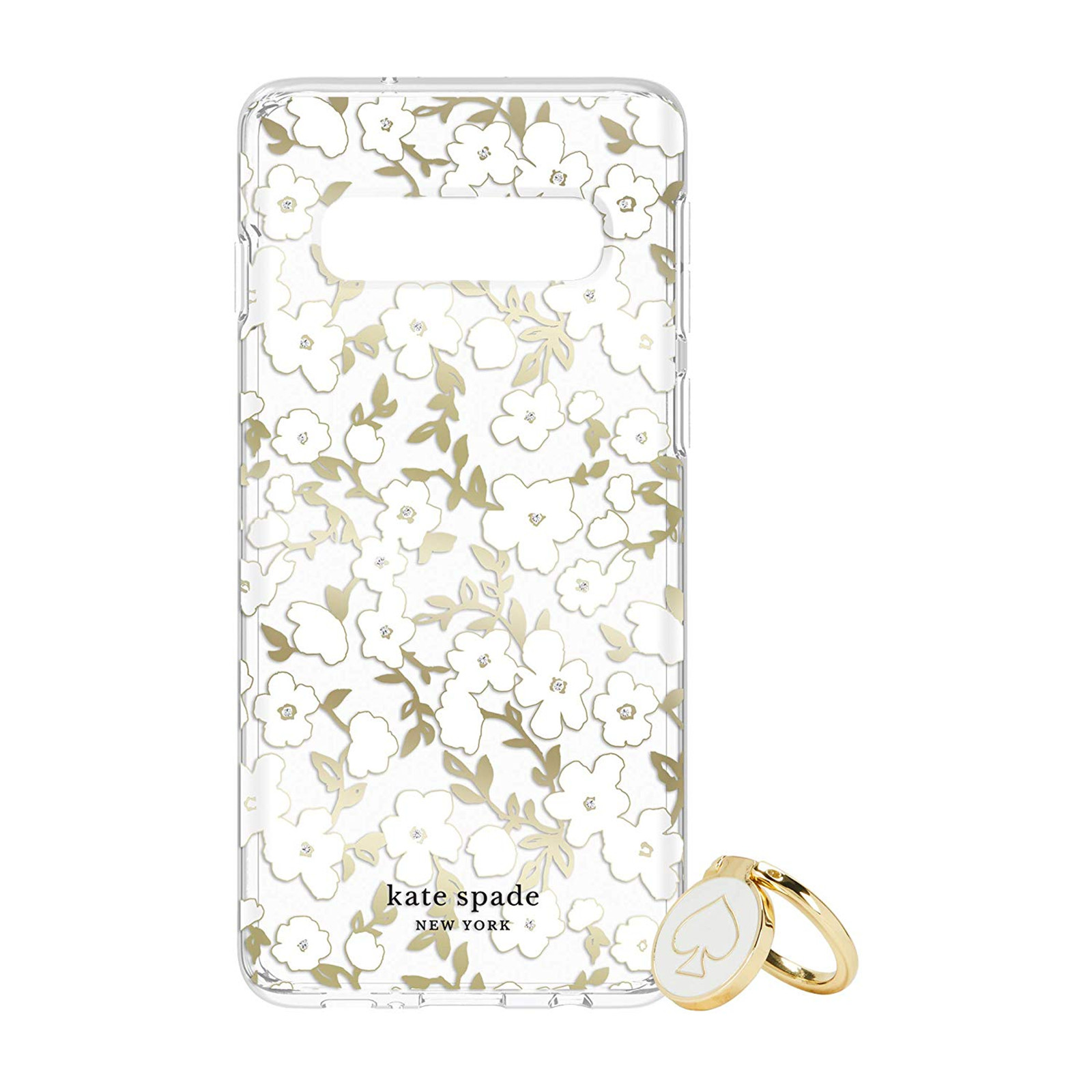 check out b50c9 69d45 Buy the Kate Spade New York Galaxy S10 Protective Hardshell Fashion ...