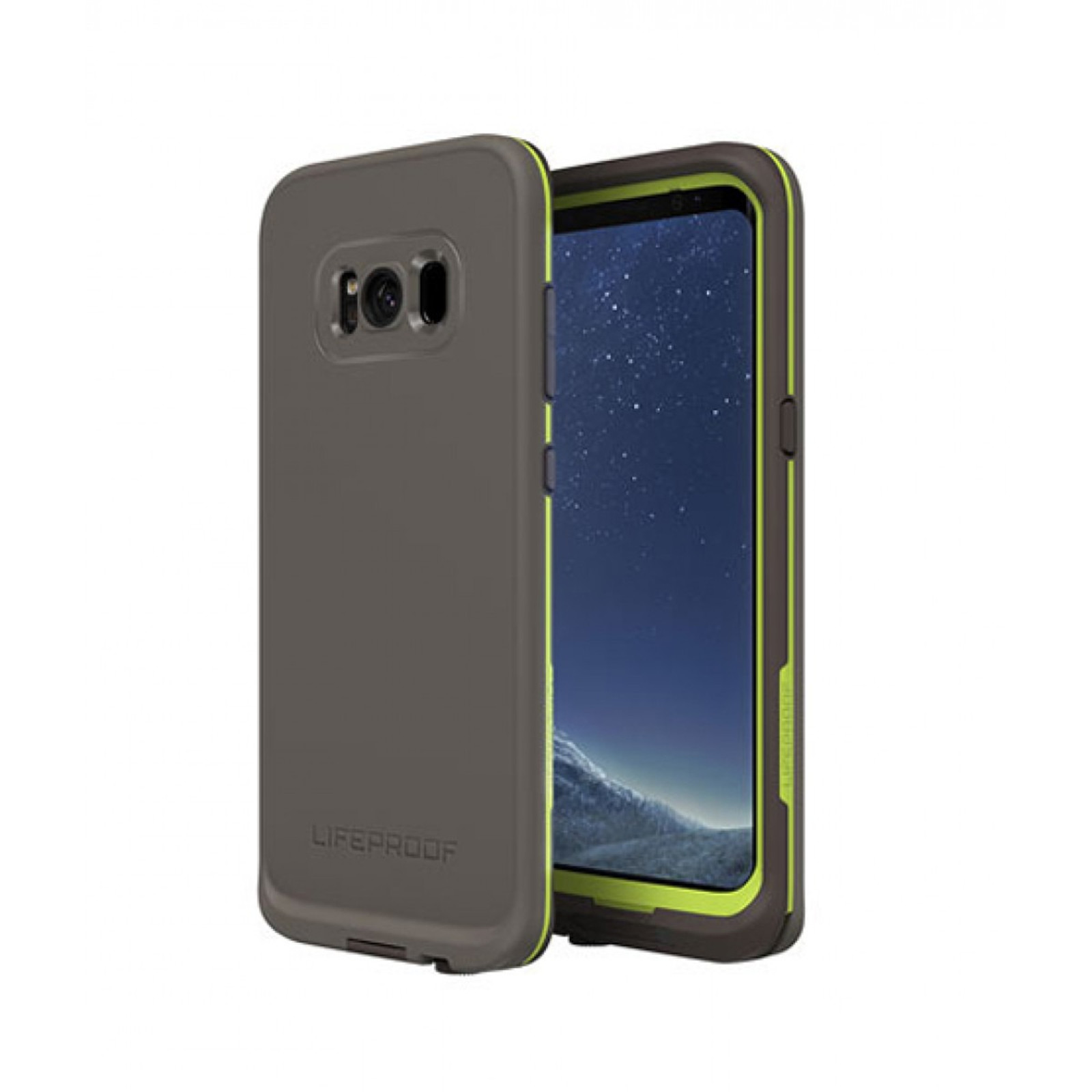 online store a1fb0 5d174 Buy the Lifeproof Fre Case for Samsung Galaxy S8 - Second Wind Grey (  77-54826 ) online