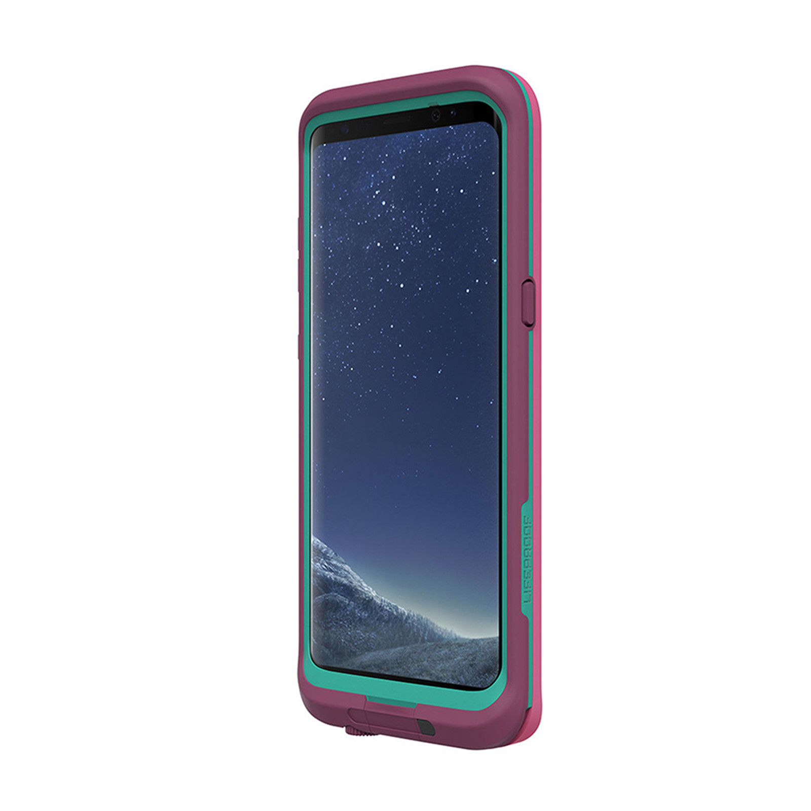 online store b0b29 c61c9 Buy the Lifeproof Fre Case for Samsung Galaxy S8 - Twilights Edge Purple (  77-54828 ) online