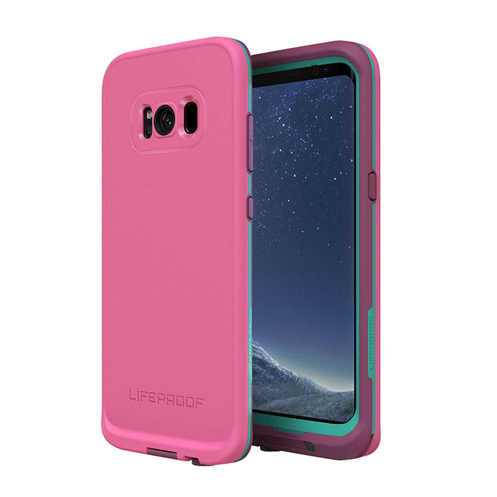 uk availability 3549e c6559 Buy the Lifeproof Fre Case for Samsung Galaxy S8 Plus - Twilights Edge  Purple ( 77-54859 ) online