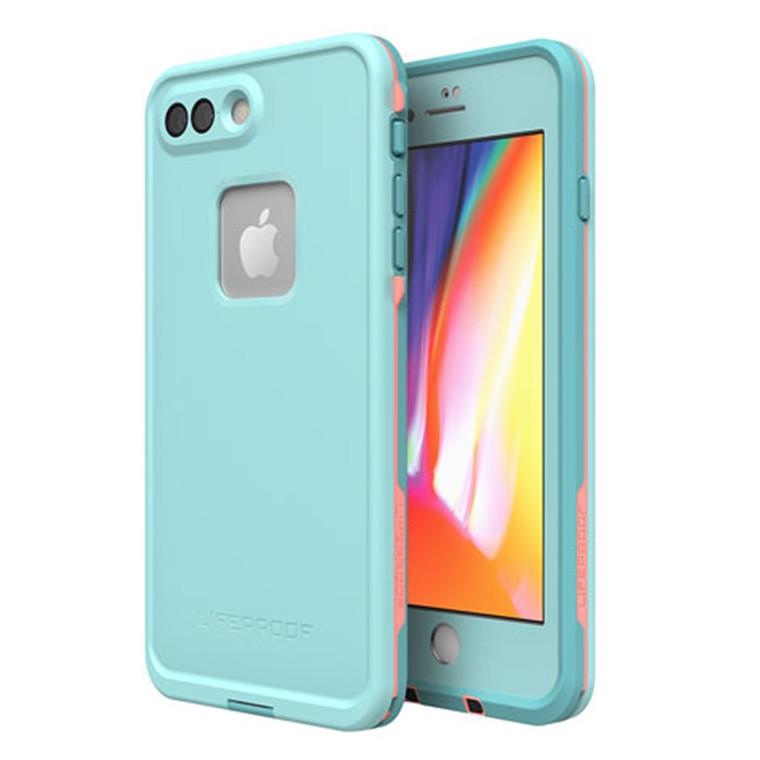 Buy the Lifeproof 77-56983 Fre - iPhone 7 8 Plus - Blue Coral ( 77 ... 4d72ca1e2cb6e