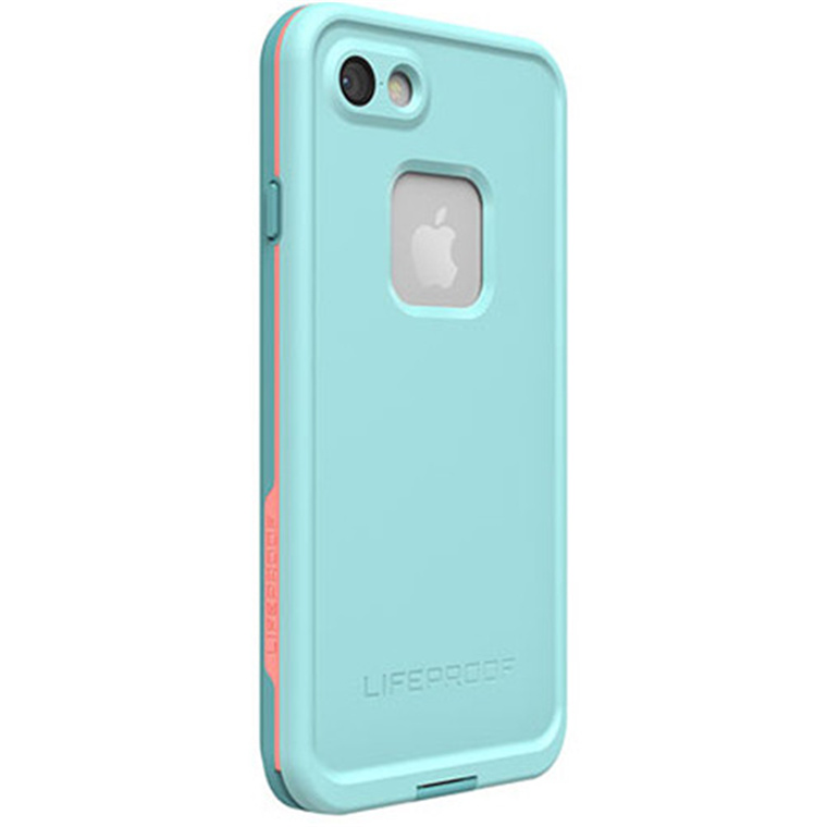 factory authentic 97051 42c3e Buy the Lifeproof Fre - iPhone 7/8 - Blue Coral ( 77-56790 ) online