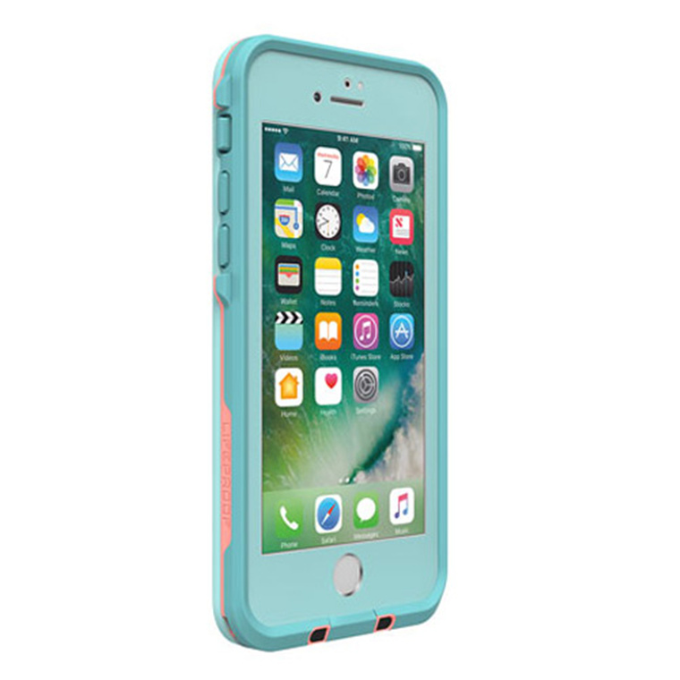 factory authentic dd018 5f777 Buy the Lifeproof Fre - iPhone 7/8 - Blue Coral ( 77-56790 ) online