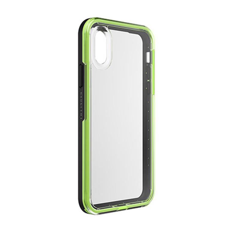 Buy the Lifeproof iPhone XS/X Slam Case - Black Lime, Slim & Sleek