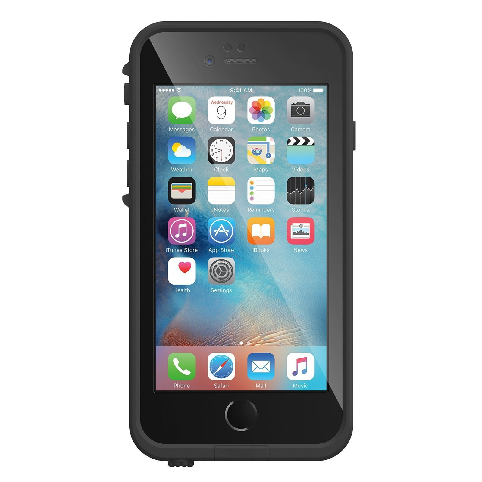 92d7f582569 Lifeproof iPhone 6/6s Fre Case-Black,Compatible with Apple iPhone 6  (4.7