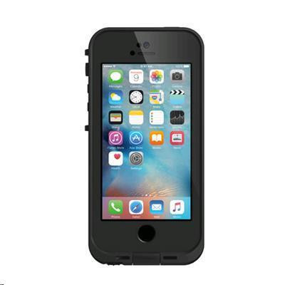 Lifeproof iPhone 5/5s/SE Fre Case- Black,WATERPROOF,DIRTPROOF ,SNOWPROOF ,DROPPROOF (Survives drops from 6.6 feet / 2 meters),Compatible with Apple iPhone ...
