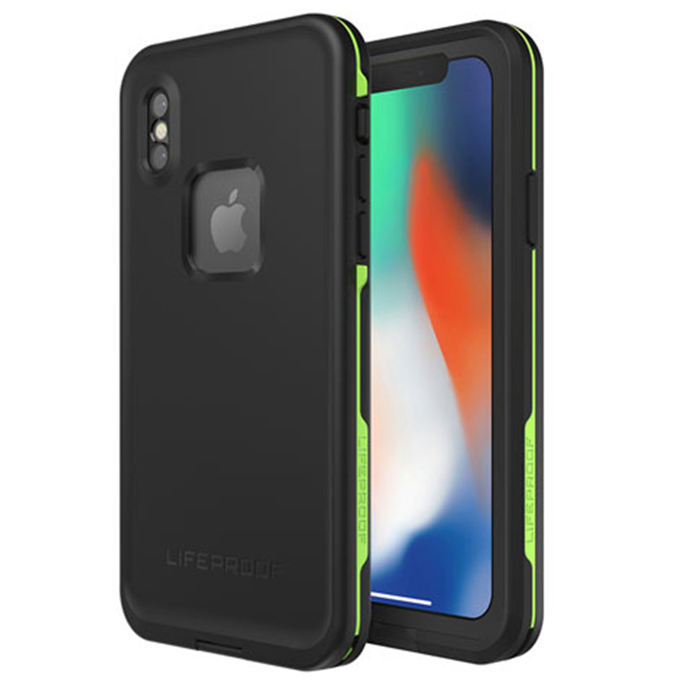 cheap for discount 34666 54b10 Buy the Lifeproof iPhone X Fre Case Night Lite, WATERPROOF,DIRTPROOF ... (  77-57163 ) online