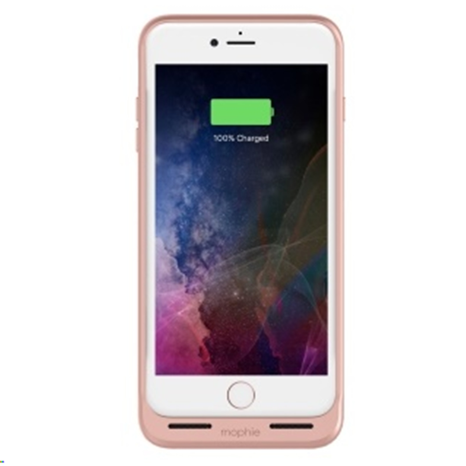 new product f98fa 552a5 Buy the Mophie Juice Pack Air for iPhone 7 Plus - Rose Gold ...