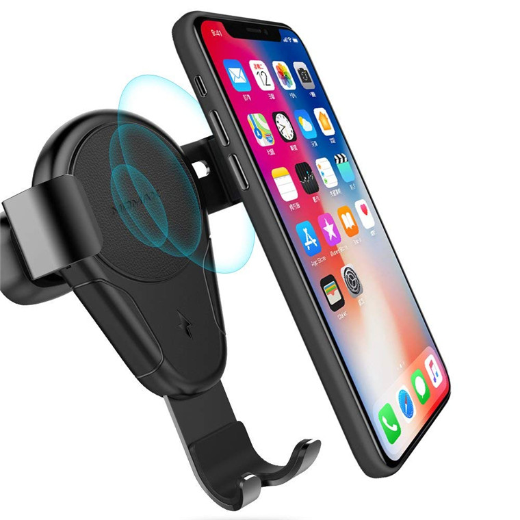 Buy The Momax Air Vent Gravity Fast Wireless Charging Car Charger