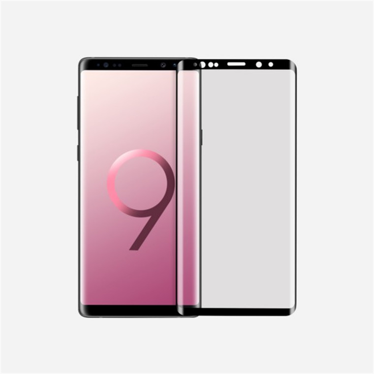huge discount 3eeee 28a7c Buy the Momax Galaxy Note 9 Full Frame Glass Screen Protector, Black,... (  PZSAN9XRND ) online