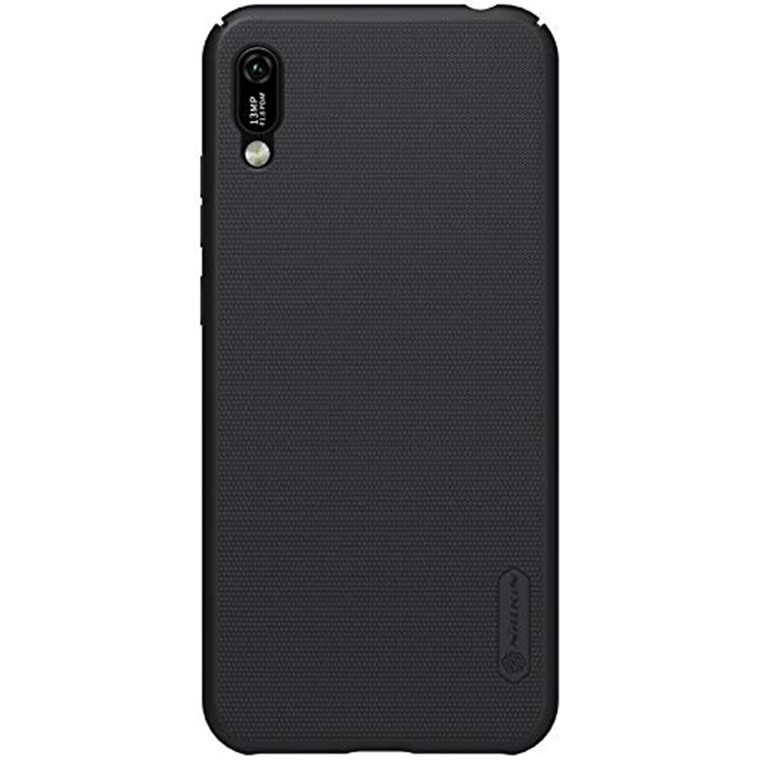 new style 1a0fa 36e6d Buy the Nillkin Huawei Y6 Pro (2019) Frosted Shield case, Black ...