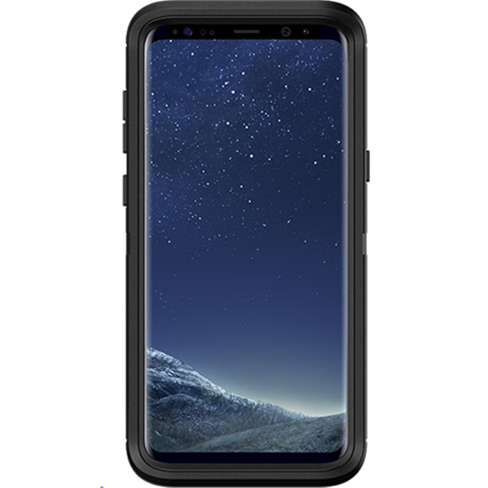 premium selection 0e4a1 18fa6 Buy the OtterBox Galaxy S8+ Defender Case Black,OtterBox Certified ...