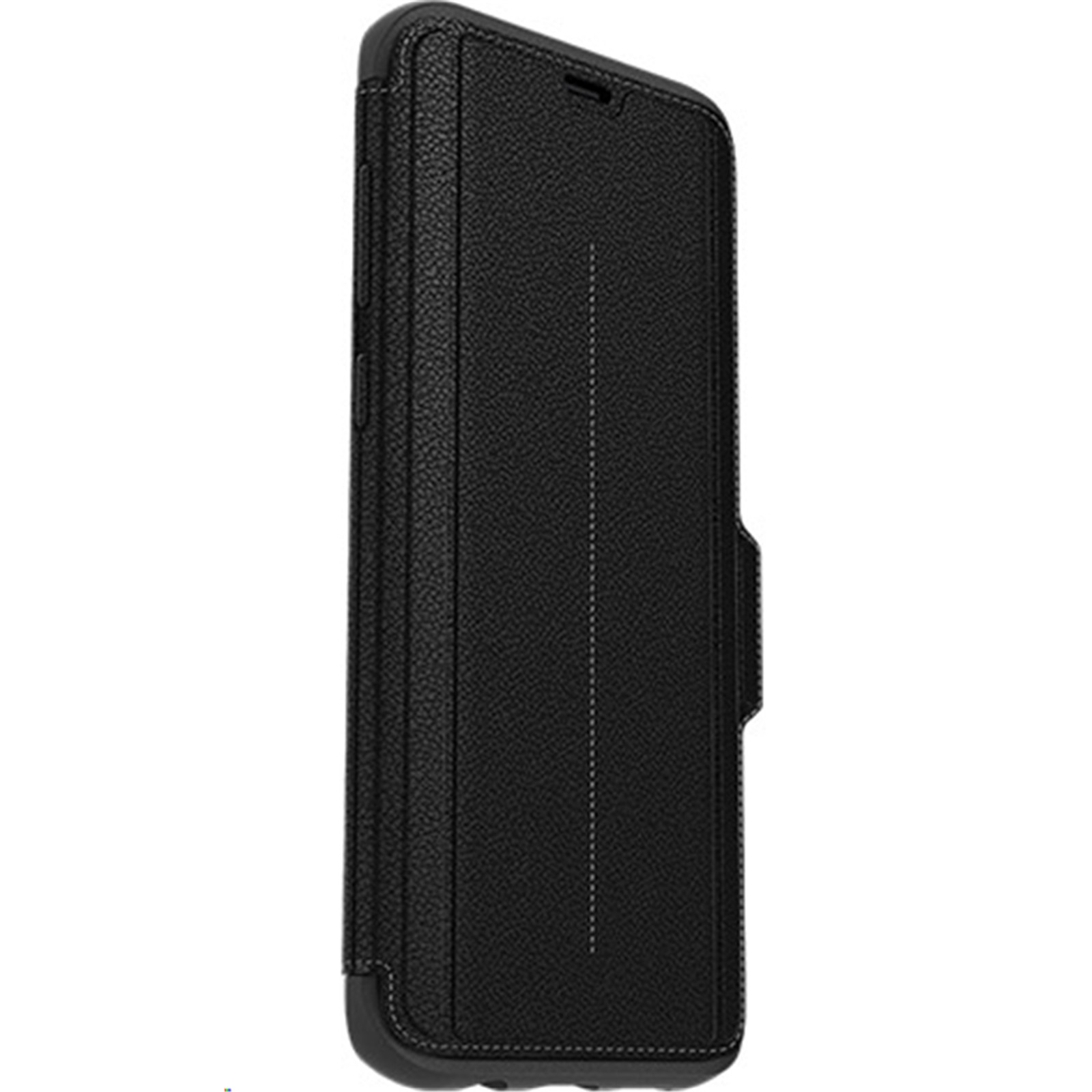 competitive price 0a772 cb4ad Buy the OtterBox Strada - Samsung S8+ - Onyx Black ( 77-54630 ...