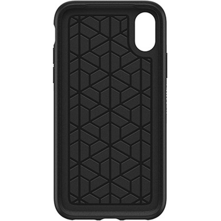 b7af05d09b2480 OtterBox iPhone XS/X Symmetry Case, Black,New Thin Design, Ultra-slim,One-Piece  Design Easy On/Off