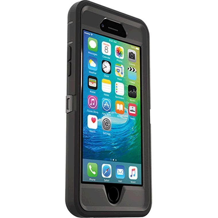 size 40 fc178 beb07 Buy the OtterBox iPhone 6s Plus /6 Plus Defender Case Black ...