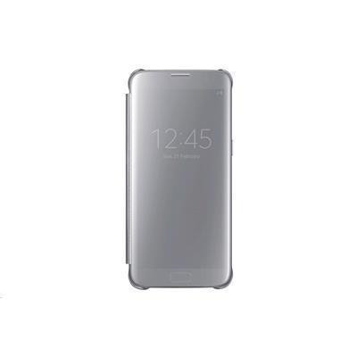 finest selection f4355 8c98a Buy the Samsung S7 edge Clear View Cover - Silver ( EF-ZG935CSEGWW ) online