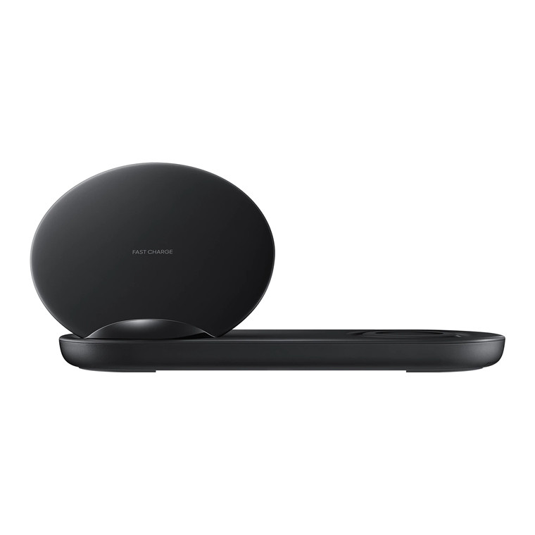 Buy the Samsung Fast Wireless Duo Charger Black, Fast