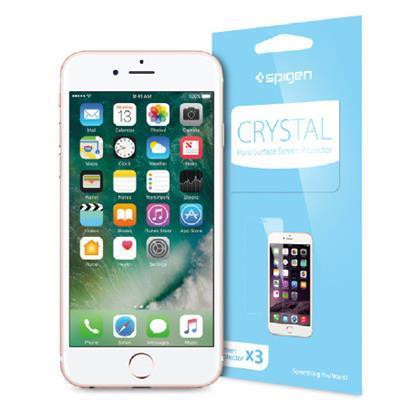 the best attitude 68eb6 a1a48 Buy the Spigen iPhone 8/ 7 Screen Protector Delicate Tough,HD,Ultra  Clear,... ( 042FL20421 ) online