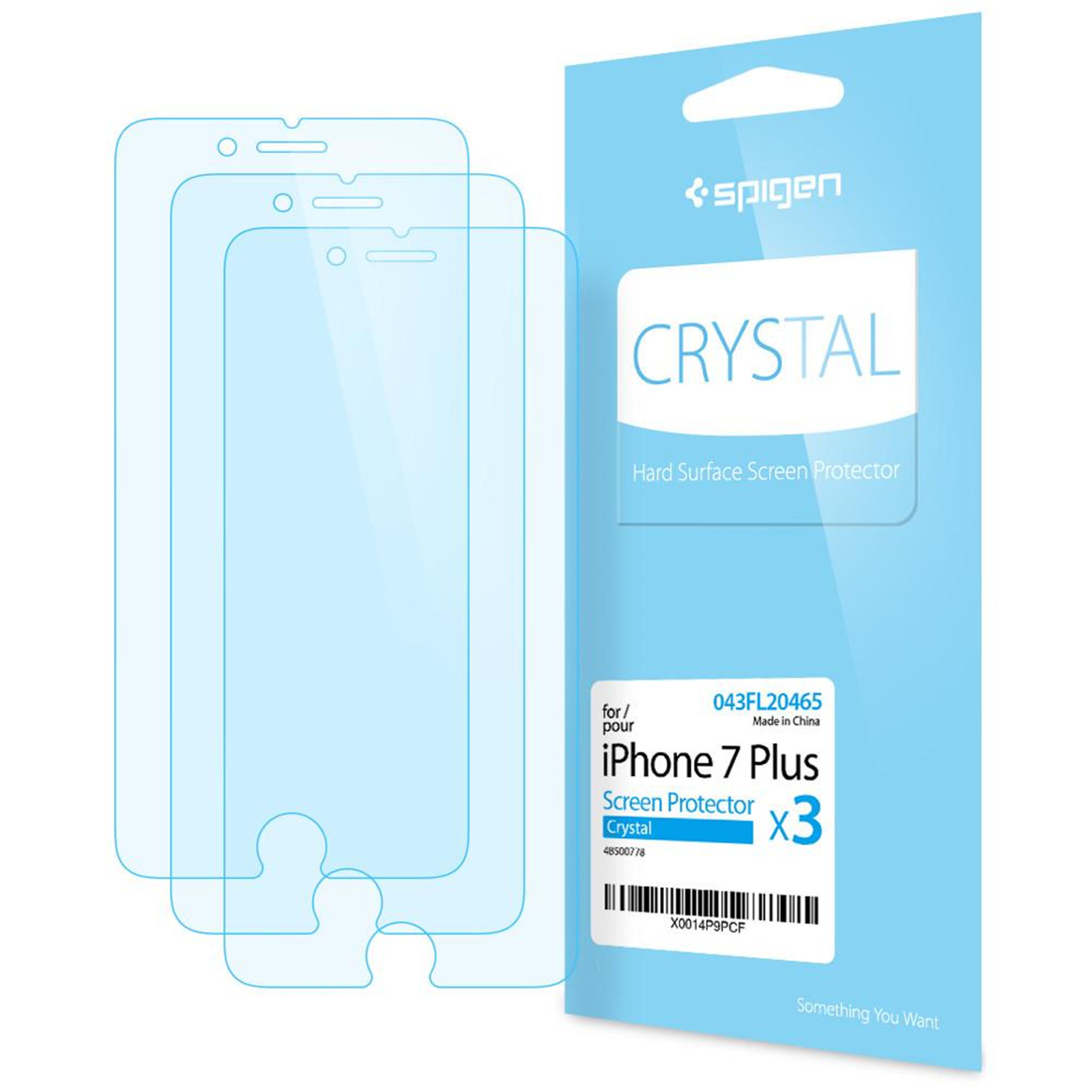 Buy The Spigen Iphone 8 Plus 7 Screen Protector Delicate Tough Tempered Glass Xr Glastr Slim Hd Original Toughhdultra Clear Front Protectors X3 043fl20465